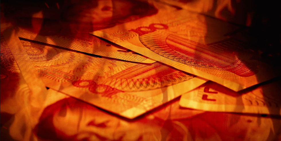 As China Threatens Yuan Shorts With 'Huge Losses', Here's The Ultimate Irony