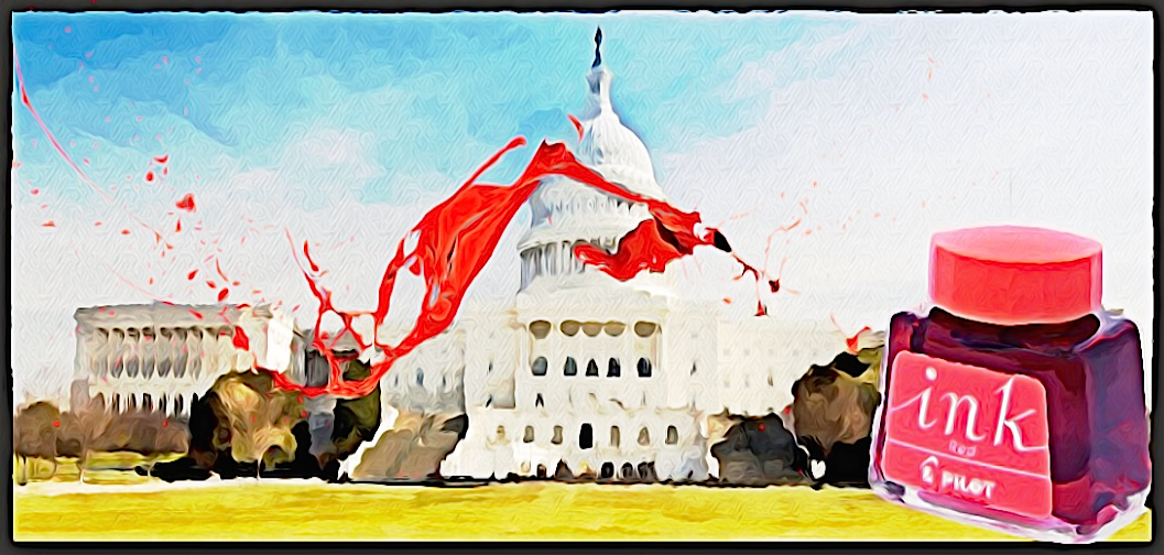 Red Ink: The Politics Of Fiscal Insanity