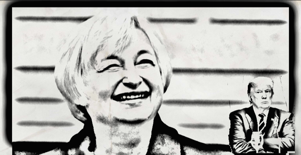 Is Janet Yellen Just Trolling Donald Trump Now?