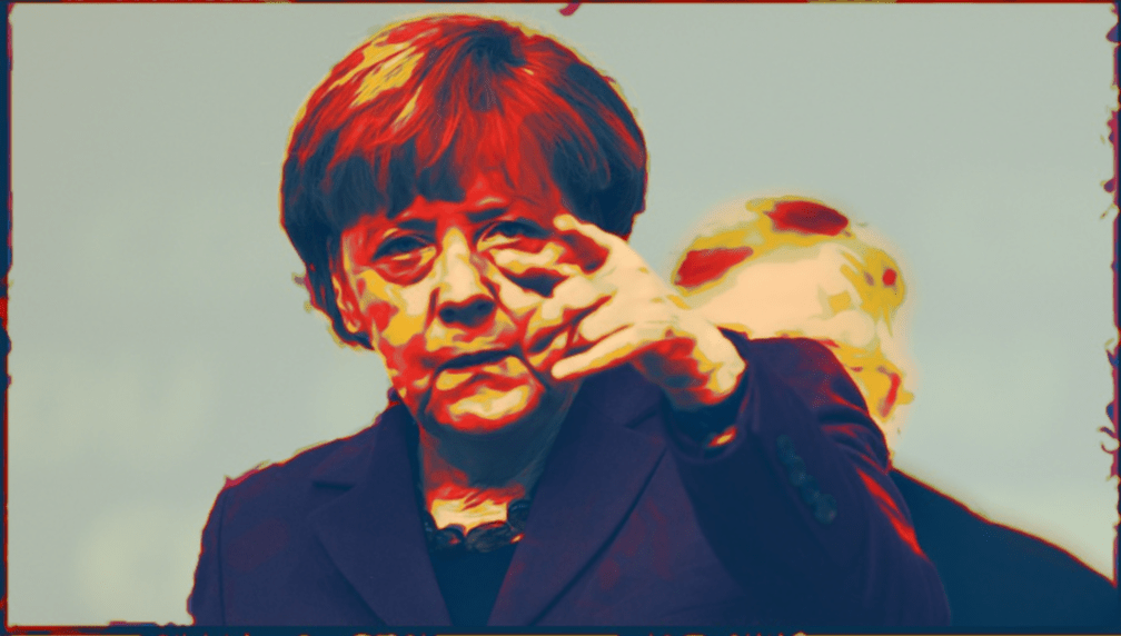 Angela Merkel Bombshell Shocks Europe, But Rallies In Banks, Autos Lead Stock Surge