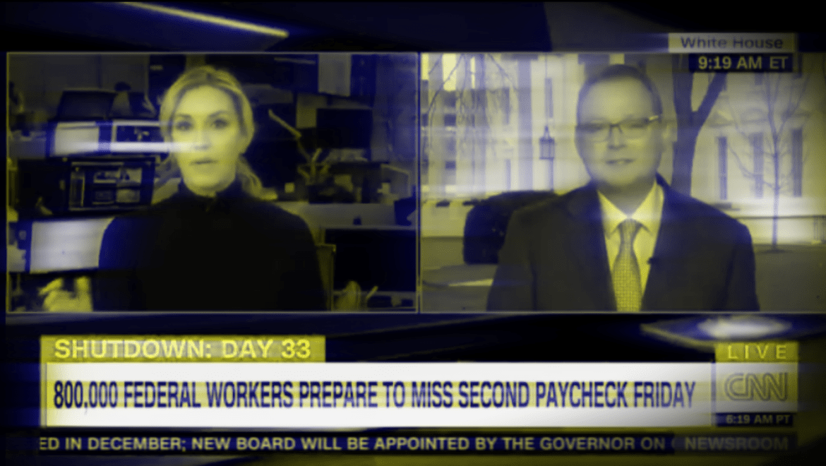 'Kevin, I'm Not Gonna Buy 2 Sandwiches': Hassett Admits Shutdown Could Drive Growth To Zero During Ritual Poppy Harlow Evisceration