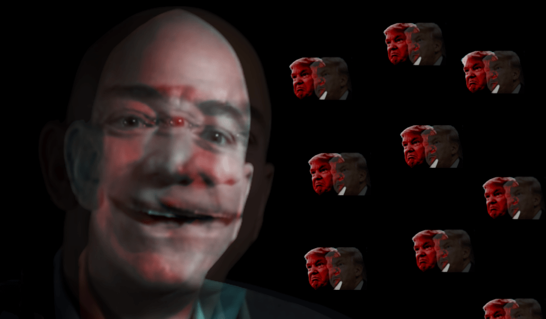 Jeff Bezos's Net Worth Has Grown By 23 Donald Trumps Since Trump's Election