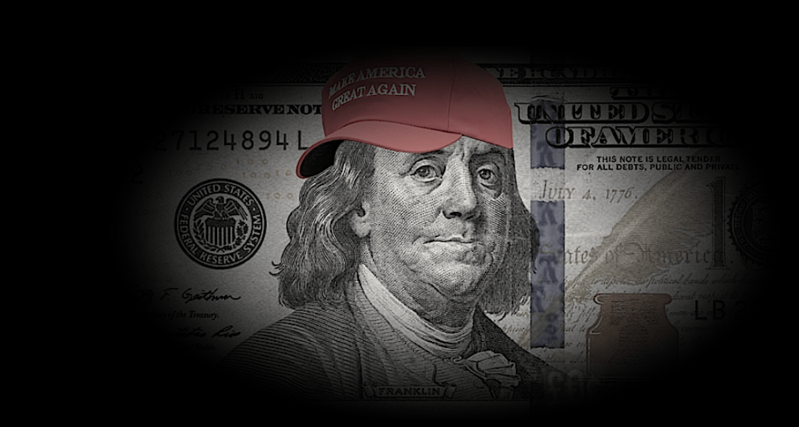 MAGA Economy Gets Mixed Review In GDP Report, While Trump's 3% 'Miracle' Is Wiped Off The Board