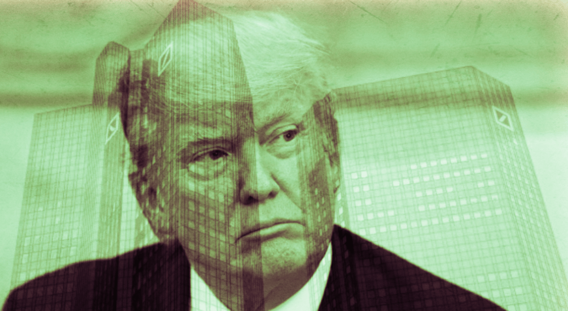 'Two In One Week': Trump's Bid To Block Deutsche Bank From Handing Over Records Crashes And Burns