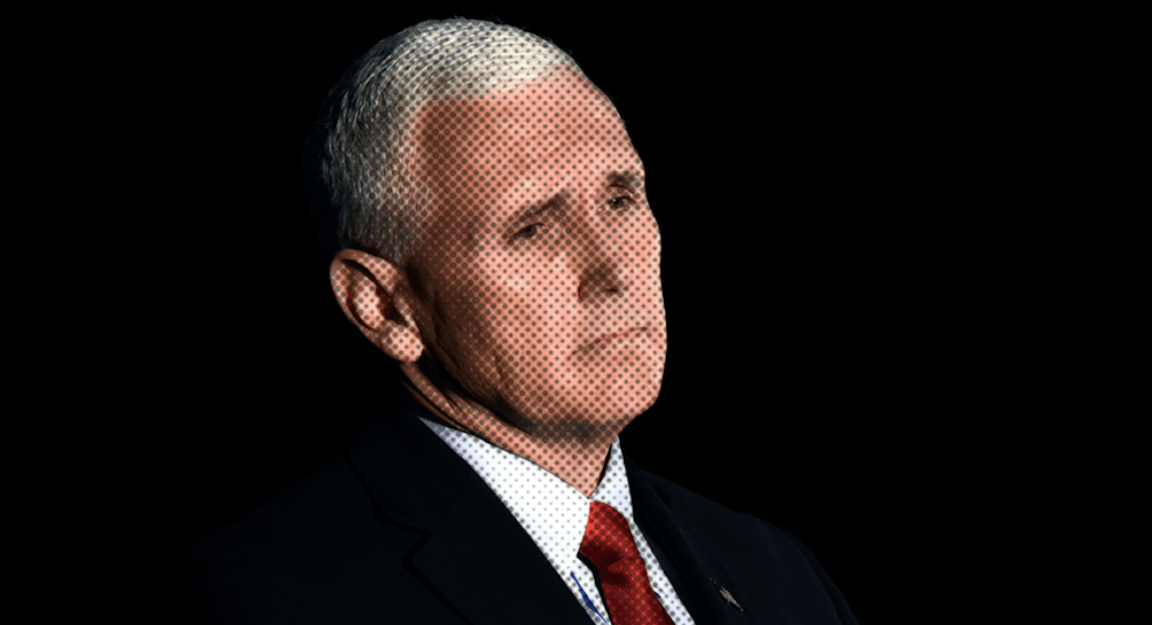 The Founders Didn't Want This, Mike Pence Says, Rebuking Trump In Final Days