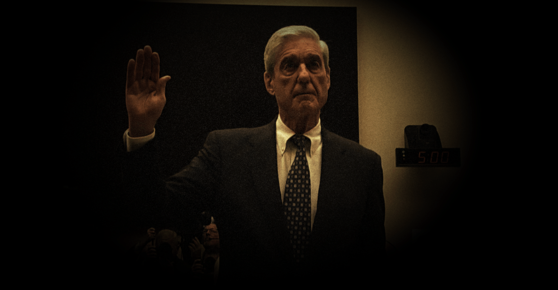 'No': Mueller Tells Congress Trump Not Totally Exonerated, Says President Refused To Sit For Interview