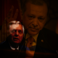 Erdogan, Lindsey Graham Got Into 'Heated' Argument In Oval Office Over iPad Video