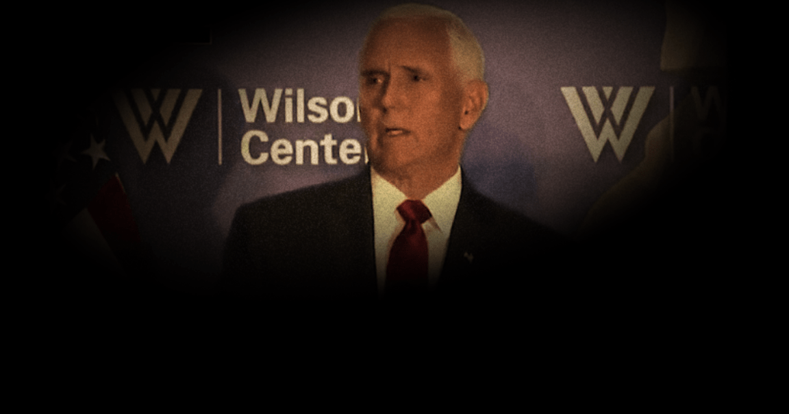 Mike Pence Casually Asks If NBA, Nike Are 'Wholly Owned Subsidiaries' Of Chinese Communist Devils