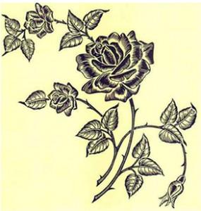 Rose Etch