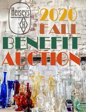 2020 Heisey Fall Benefit Auction