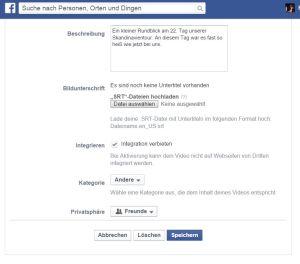 FB-Beiträge embedden