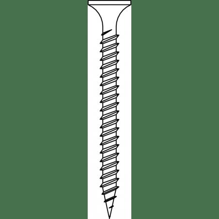 Senco Gipsplaatschroef voor metaal stud 3,9x45mm