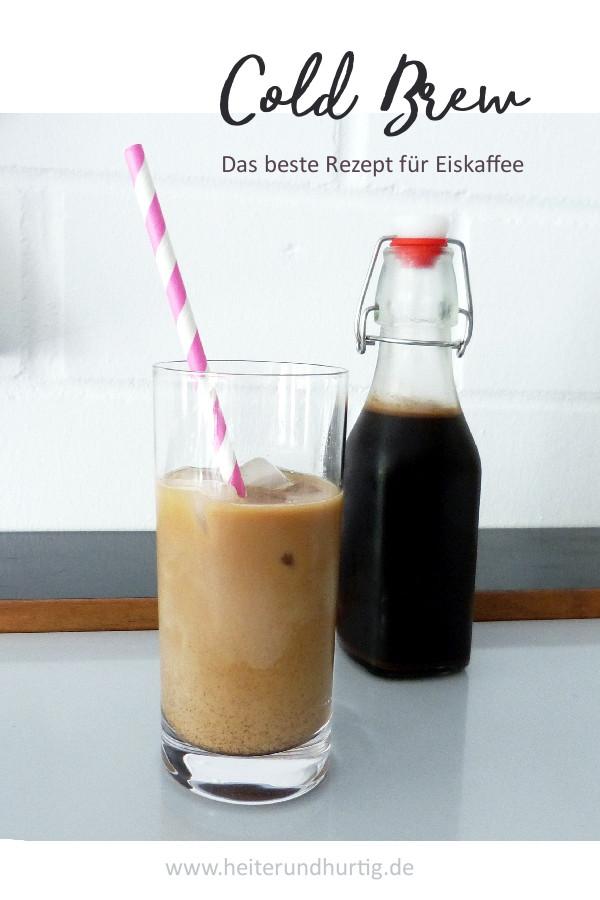 Rezept für Eiskaffee