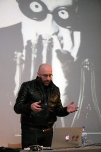 2013: Personal Views lecture @ ESAD, curated by Andrew Howard.