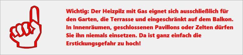 Gasstrahler