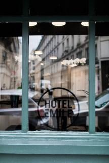 Hotel Emile In Le Marais Paris - Hej Doll Simple Modern