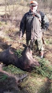 polowanie zbiorowe 12.12.15 Joniny
