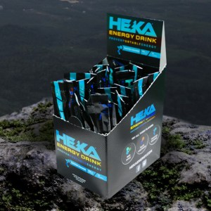 heka energy blue lightning