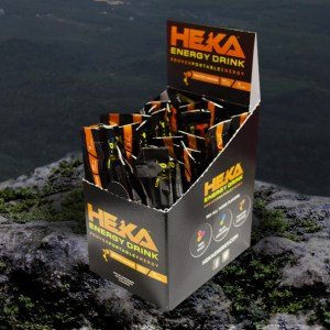 heka energy twisted orange