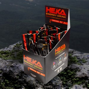 heka energy red shot