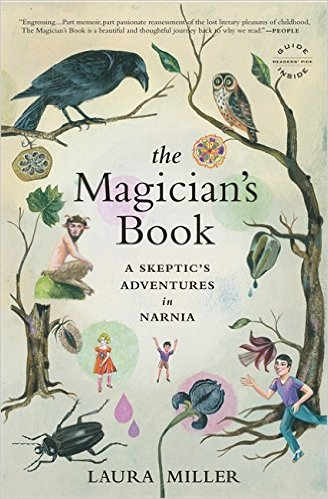 The Magician's Book by Laura Miller