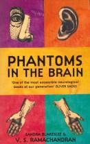 غلاف الكتاب أشباح في الدماغ