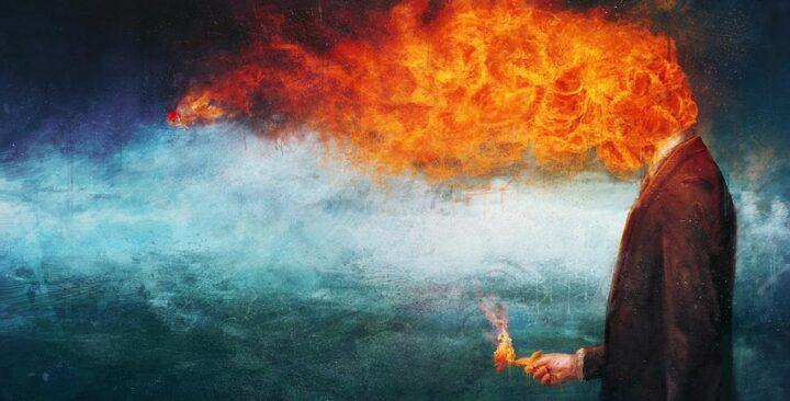ممسوس بالنار: المزاج الفني والهوس الاكتئابي - كاي ريدفيلد جاميسون / ترجمة: هديل الدغيشم