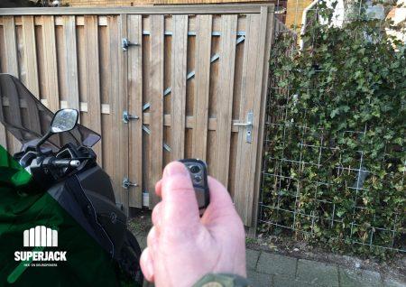 Automatische deuropener
