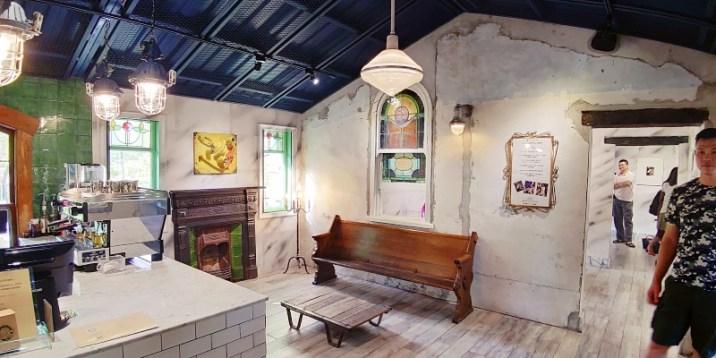 花蓮咖啡屋系列【Mr.Sam-山姆先生童話咖啡屋】
