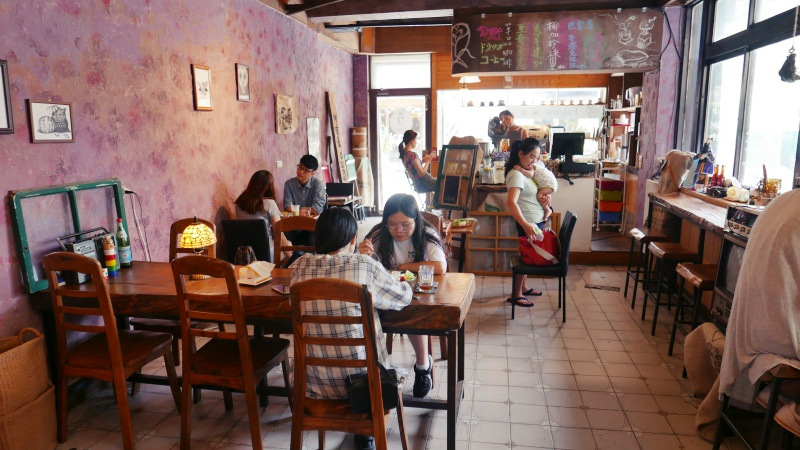 【花蓮早午餐】Fukuro咖啡屋-ふくろう,貓頭鷹珈琲