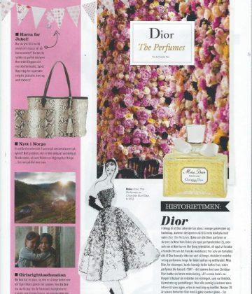Kamille Magazine Norway