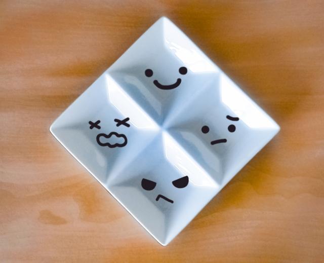 負面情緒來時,學會接受並消化..