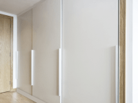 For three wardrobe sliding doors - Helaform