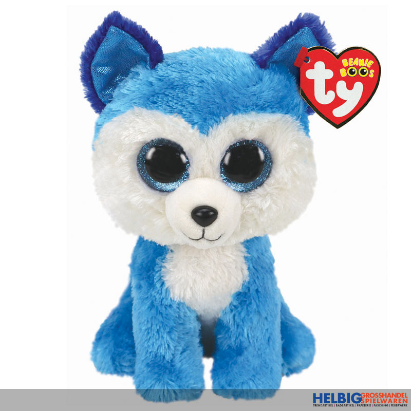 Glubschi 39 S Beanie Boo 39 S Hund Husky Quot Prince Quot 15 Cm 36310a