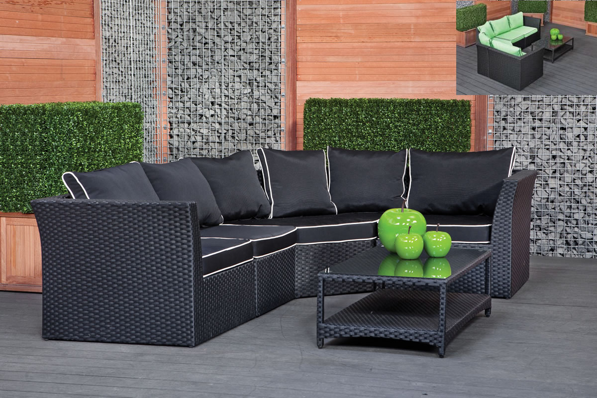 Black Patio Chairs Black Rattan Garden Furniture Cool Wicker Outdoor Patio