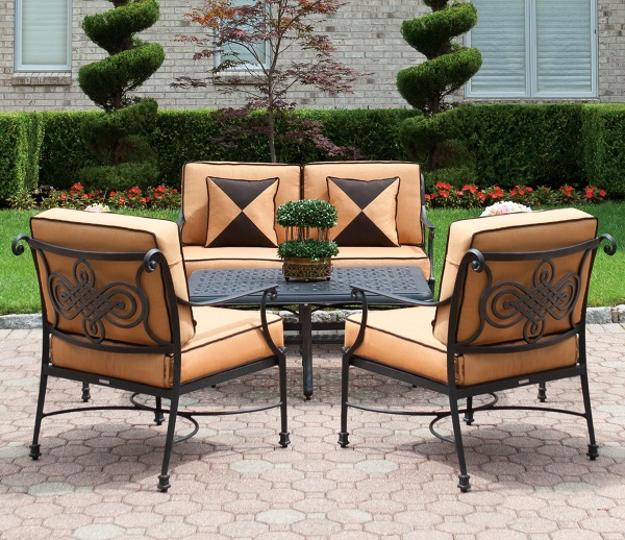 classic outdoor patio furniture sets