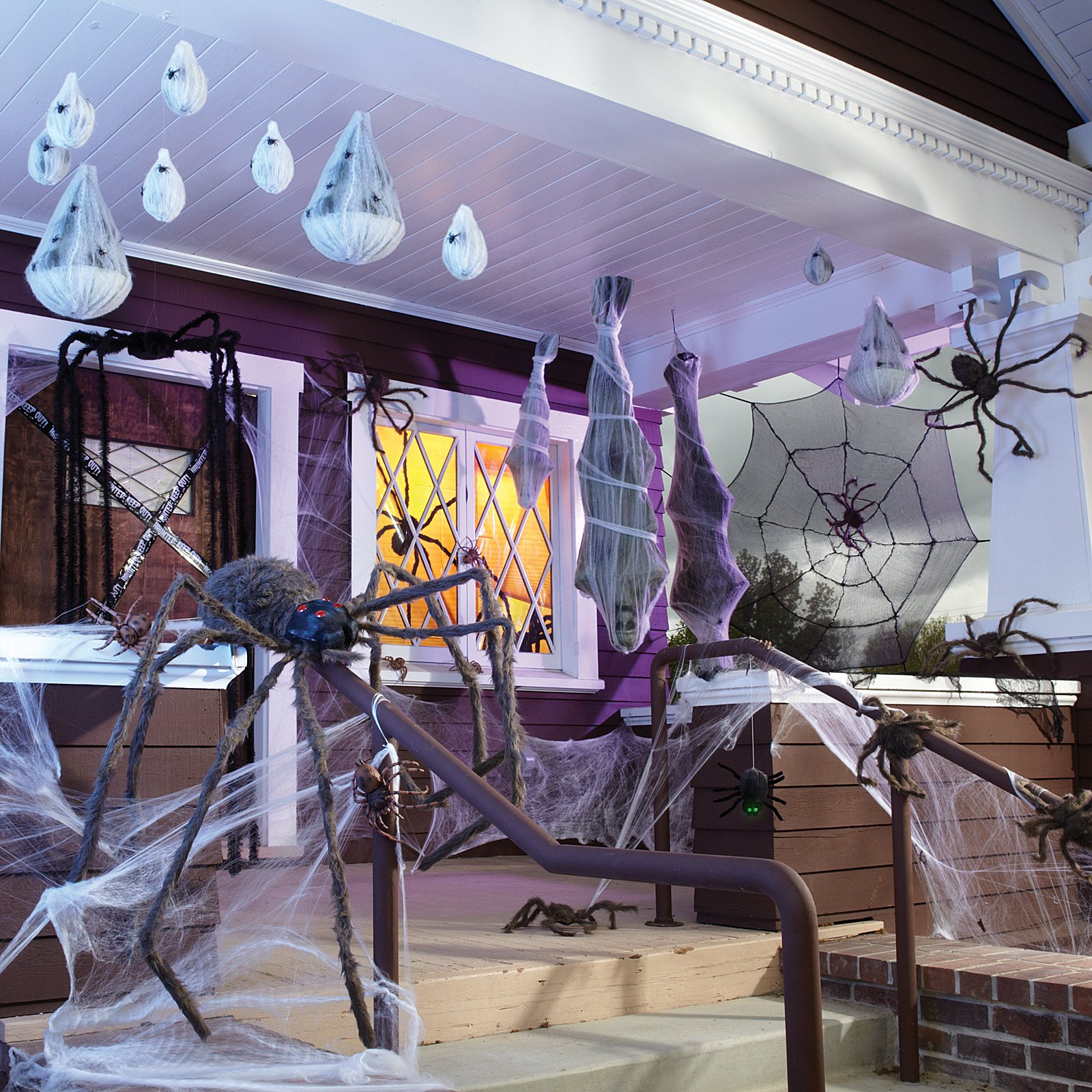 Halloween Party Haunted House Ideas