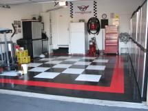 Garage Decor Ideas Parties Helda Site; Furnitures
