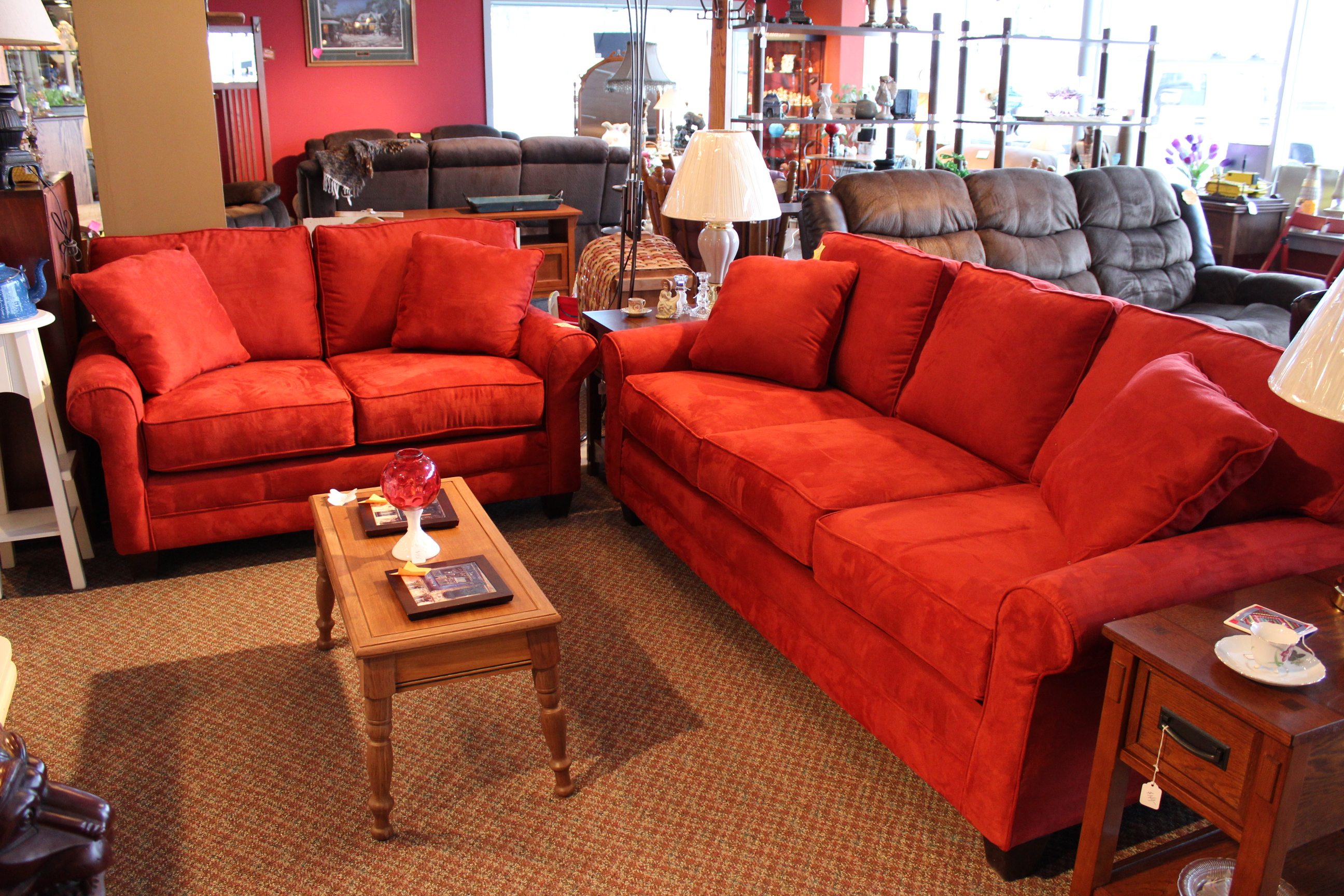Furniture Outlet Stores Mn Avalon Settee Hom Furniture Furniture