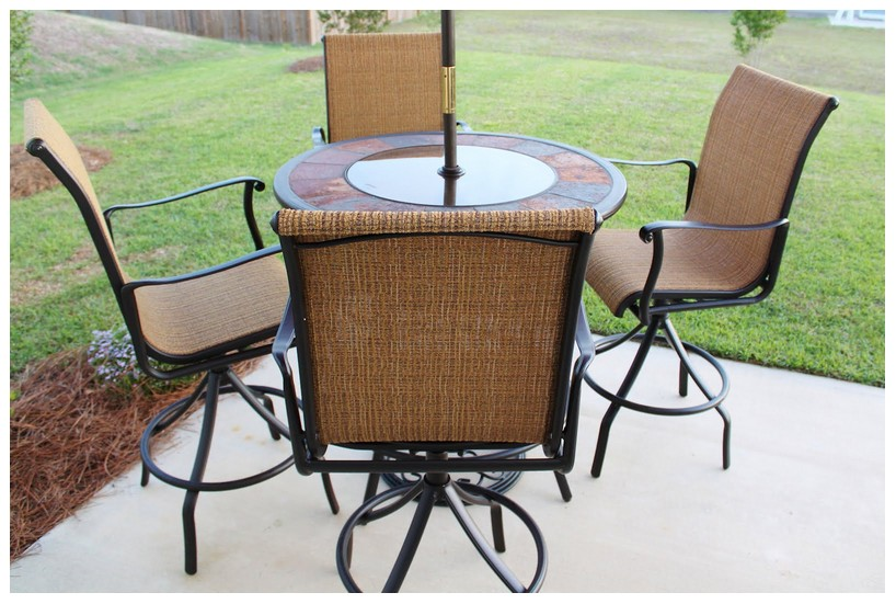 Best High Top Outdoor Patio Furniture And High Top Patio