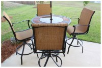 Best High Top Outdoor Patio Furniture And High Top Patio ...
