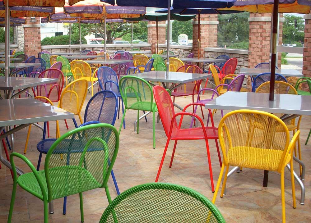 best patio furniture restaurant and