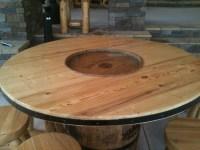 Whiskey Barrel Furniture Plans