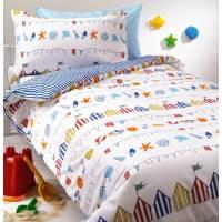 Bedrooms Furniture Kids Bedding Set Idea Showing ...