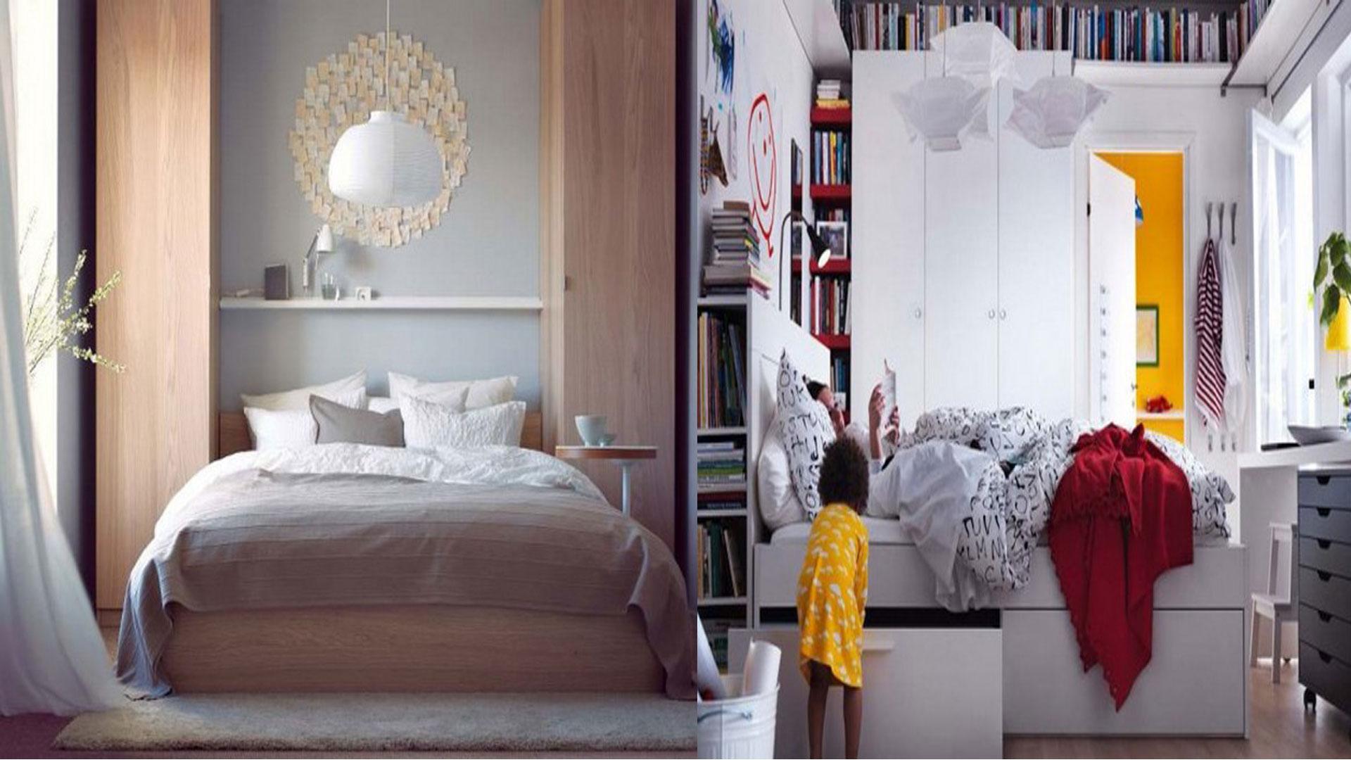 Attractive Modern Design Ikea Decorating Ideas With Cream