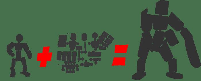Holzspielzeug 2.0 - Erweiterungssets