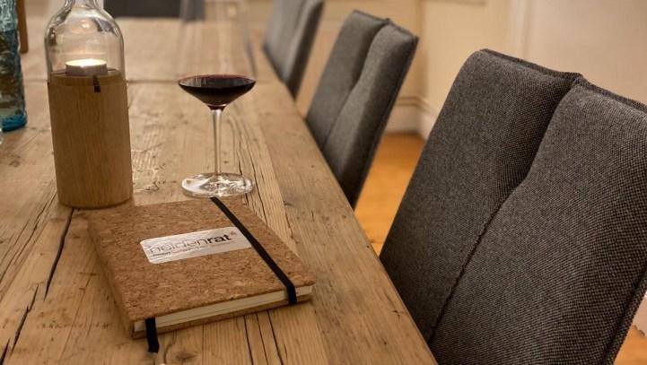 Wine & Talk: Wie die Öffnung zu sozialen Innovatoren bei der nachhaltigen Transformation helfen kann