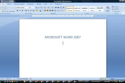 Manual Microsoft Word 2007