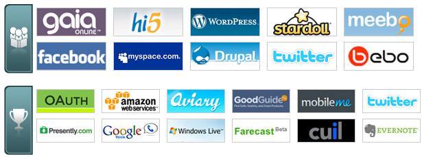 vencedores das 100 melhores sitios de internet