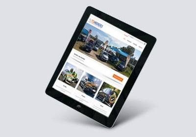Site AutoMendes Automóveis